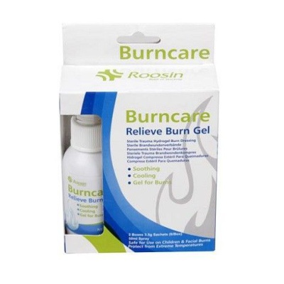 Burncare set 50 ml spray + 2 x doos 6 sachets