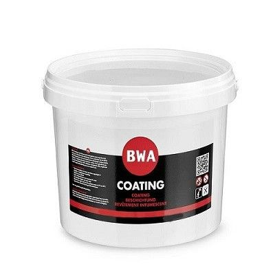 Brandwerende coating